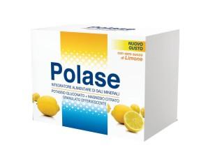 Polase  Sali Minerali Integratore Alimentare Granulato 24 Buste Limone