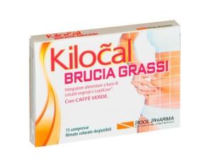 Kilocal Brucia Grassi Integratore Alimentare 15 Compresse