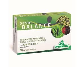 Specchiasol Peso Balance Integratore alimentare 30 Capsule Vegetali