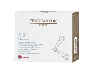 Laborest Italia Tendisulfur Forte Integratore Alimentare 14 Bustine