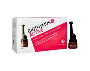 Rottapharm  Biothymus AC Active Trattamento Anticaduta Donna 10 Fiale