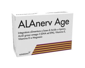 Alfasigma Alanerv Age Integratore Alimentare 20 Capsule