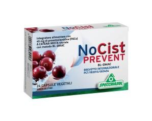 Specchiasol Nocist Prevent Integratore Alimentare 24 Capsule