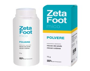 ZFOOT MICO POLVERE 75G