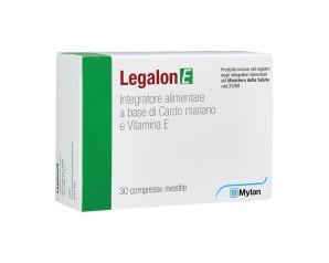 Rottapharm  Legalon E Integratore Alimentare  Antiossidante 30 Compresse