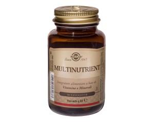 Solgar  Vitamine Minerali Multinutrient Integratore Alimentare 30 Compresse