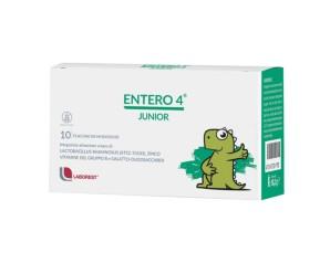 Ar Fitofarma Entero 4 Junior 10 Flaconcini 8 Ml