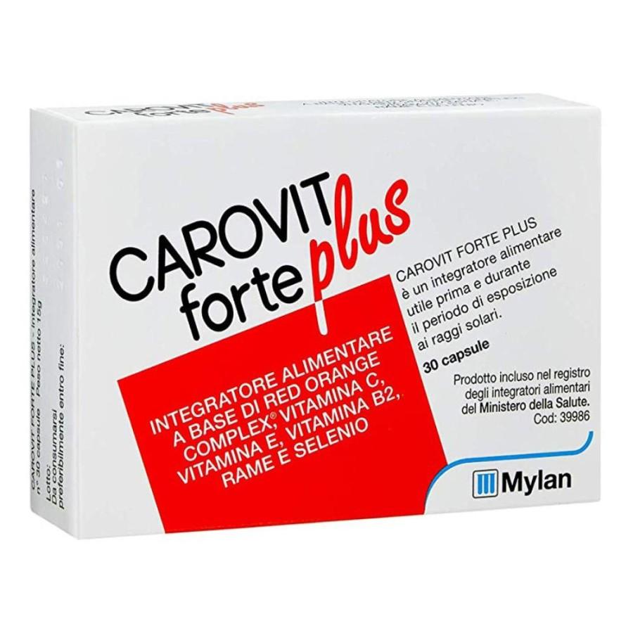 Meda Pharma Carovit Forte Plus 30 Capsule Taglio Prezzo