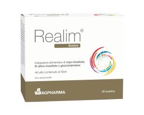 Ag Pharma Realim Integratore Alimentare 20 Bustine