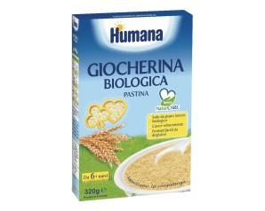 HUMANA Past.Giocherina Bio320g
