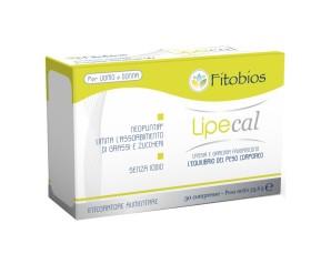 Fitobios Lipecal Integratore Alimentare 30 Compresse