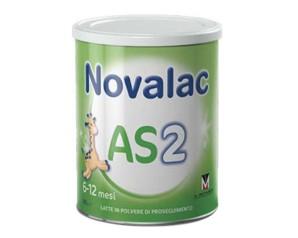 NOVALAC AS 2 LATTE POLVERE800G