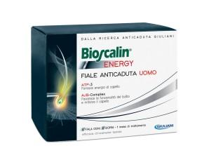 Bioscalin Capelli Uomo Energy R-Plus Anticaduta Trattamento 10 Fiale