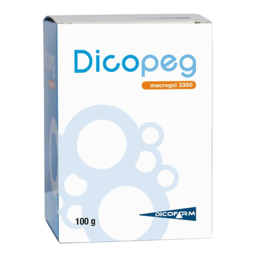 Dicofarm Dicopeg Lassativo Integratore Alimentare 20 Bustine