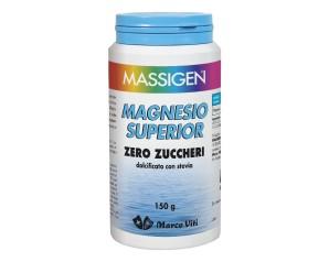 Marco Viti Massigen Magnesio Superior Zero Zuccheri 150 grammi