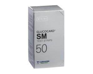 Menarini Diagnostics  Dispositivi Medici Glucocard SM 50 Strisce Reattive