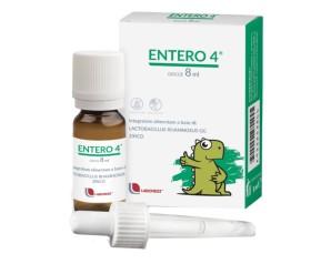 AR Fitofarma Ricerca Naturale Entero 4 Integratore Vitamine Fermenti Gocce 10 ml