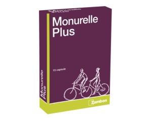 Zambon Monurelle Plus Integratore Alimentare Vie Urinarie 15 Capsule
