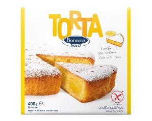 BONONIA Torta C/Crema 400g