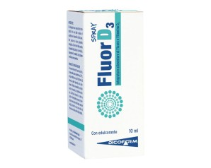 Dicofarm Fluord3 Spray 10 Ml
