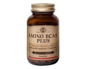 Amino Bcaa Plus 50 Capsule Vegetali