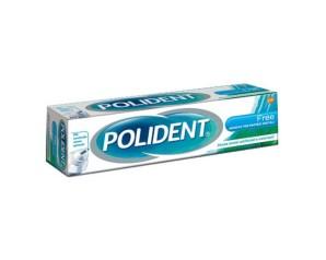Polident  Free Crema Adesiva Protettiva senza Zinco 70 g