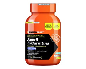Acetil L-carnitina 60 Capsule