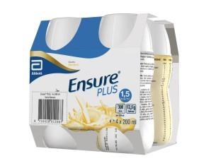 Abbott  Nutrizione Domiciliare Ensure Plus Integrazione 4x200 ml Banana