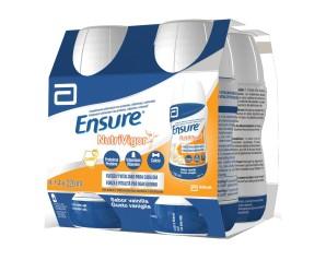 Abbott Ensure Nutrivigor Vaniglia 4 X 220 Ml
