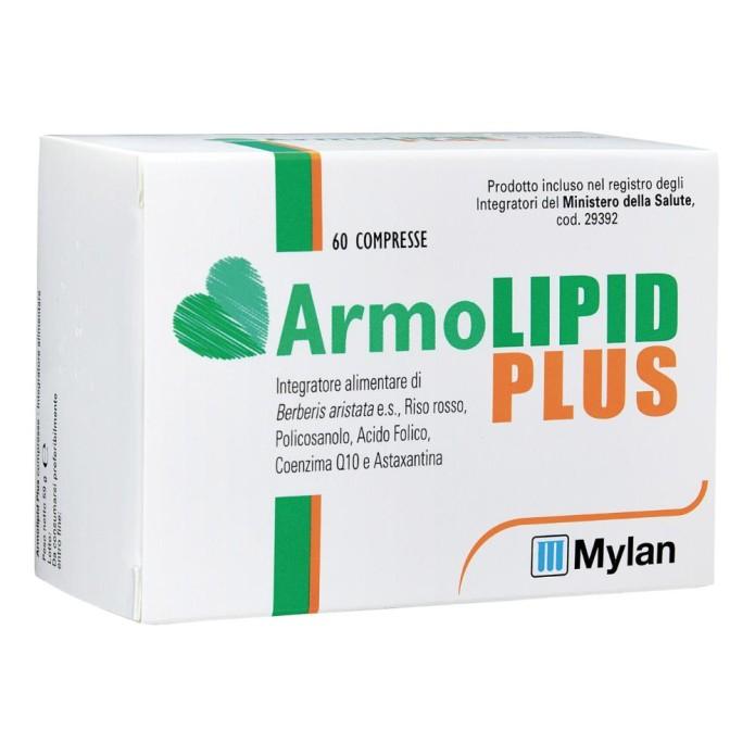 Rottapharm ArmoLIPID Plus Integratore Alimentare 60 Compresse