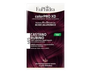 EuPhidra  ColorPRO XD Colorazione Extra-Delixata 465 Castano Rubino