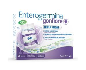 Enterogermina Gonfiore Integratore Alimentare 20 Bustine