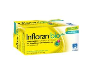 Sit Lab Infloran Bio Plus 20 Compresse