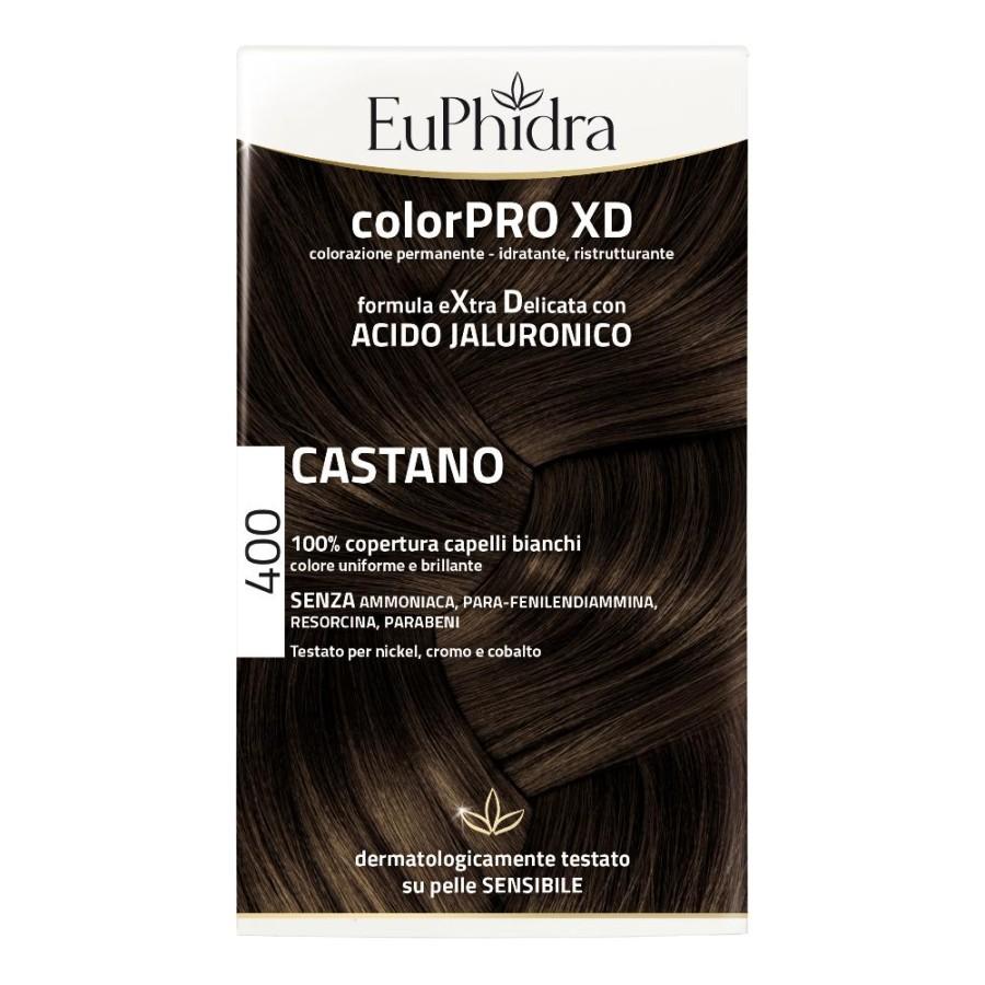 EuPhidra ColorPRO XD Colorazione Extra-Delixata 400 Castano