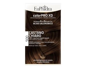 EuPhidra ColorPRO XD Colorazione Extra-Delixata 500 Castano Chiaro