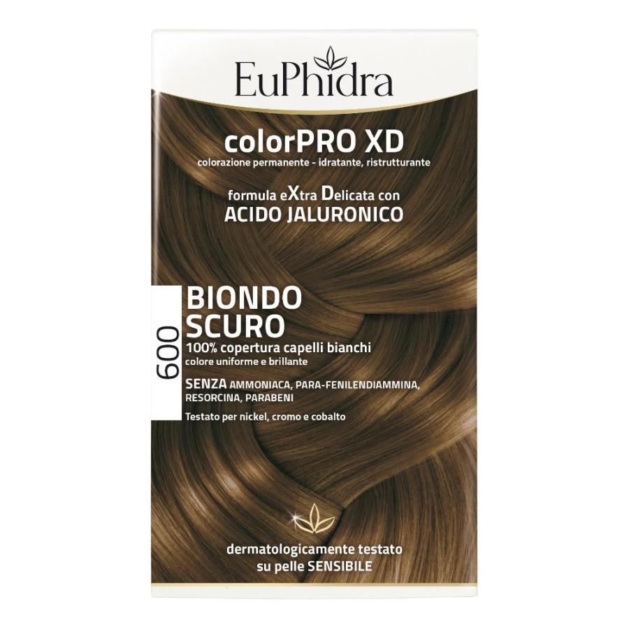 EuPhidra ColorPRO XD Colorazione Extra-Delixata 600 Biondo Scuro