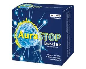 Aesculapius Farmaceutici Aurastop 20 Bustine Da 3 G