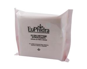 Zeta Farmaceutici Euphidra Salviettine Struccanti 20 Pezzi