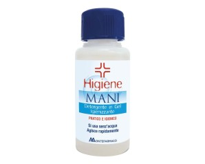 Montefarmaco Otc Higiene Mani Gel Igieniz 100ml