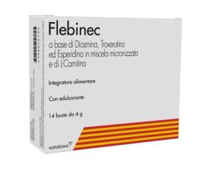 Alfasigma Flebinec 14 Bustine