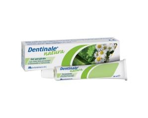 Montefarmaco Otc Dentinale Natura Gel Gengivale 20 Ml