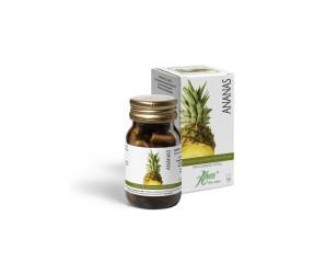 Aboca Ananas Fitocomplesso Totale Integratore Alimentare Drenante 50 Opercoli