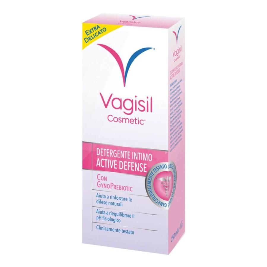 Vagisil Detergente Intimo Active Defense Con GynoPrebiotic 250 ml