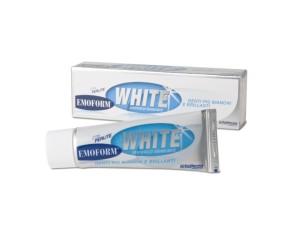 Polifarma  Igiene Dentale Quotidiana Emoform White Dentifricio 40 ml