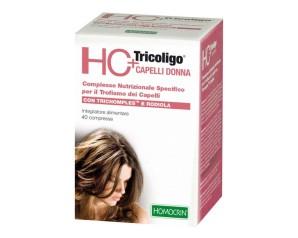 Specchiasol Hc+ Tricoligo Donna Integratore Alimentare 40 Capsule