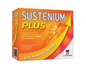 Menarini Sustenium Plus Energia Vitalità Integratore Alimentare 22 Buste