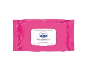 EuPhidra AmidoMio 72 Salviette Detergenti Delicate per Pelli Sensibili