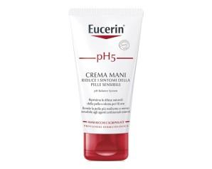 Eucerin pH5 Crema Rigenerante Idratante Delicata Pelle Sensibile 75 ml