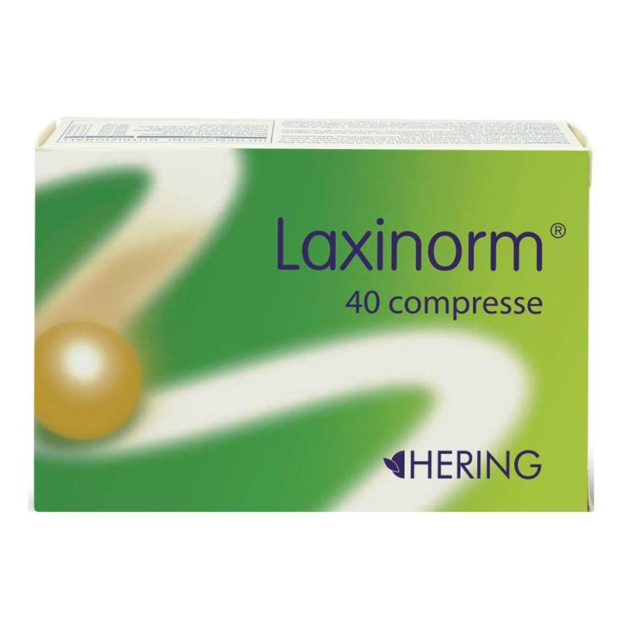 Hering Laxinorm 40 Compresse