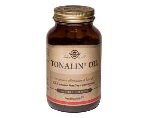 Solgar  Intergatori Sport Tonalin Oil Integratore Alimentare 60 Perle